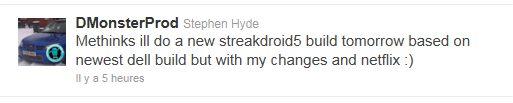 Nouvelle StreakDroid / Hyde (1.9.1) sortie prévue .... When it's done !  Newhyde